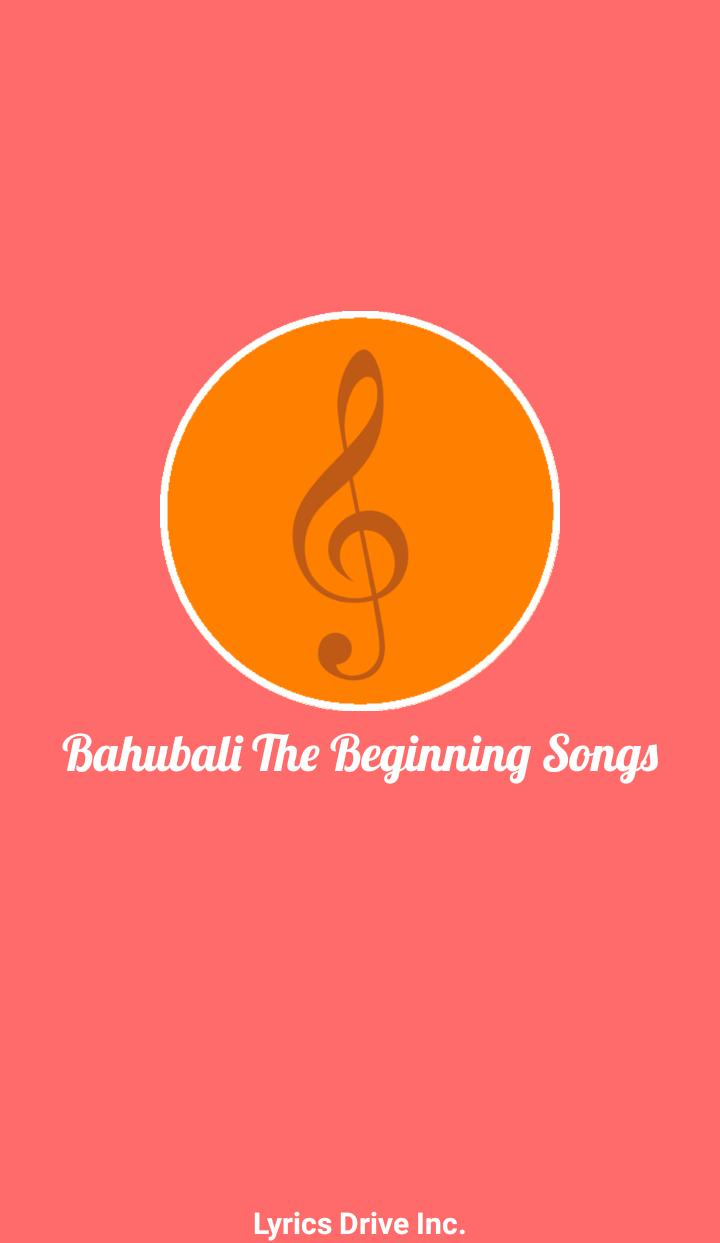 Hit Bahubali Songs Lyrics for Android - APK Download