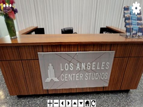 Los Angeles Center Studios Tour apk screenshot