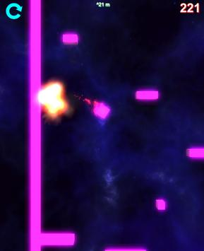 Space cube free platform game screenshot 2