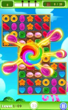 Suger Yummy Planet screenshot 15