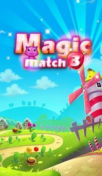 Candy World Match 3 screenshot 4