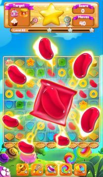 Candy World Match 3 poster