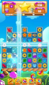 Candy World Match 3 screenshot 1