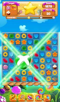 Candy World Match 3 screenshot 2