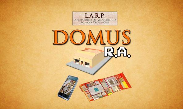 DOMUS RA poster