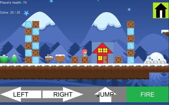 Elf Run For Christmas apk screenshot