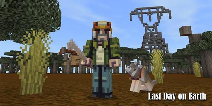 Map Last Day on Earth Minecraft for Android - APK Download