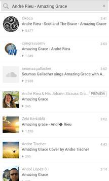 Andre Rieu You Raise me Up apk screenshot