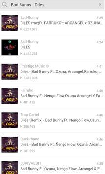 Bad Bunny Soy Peor Letra screenshot 3