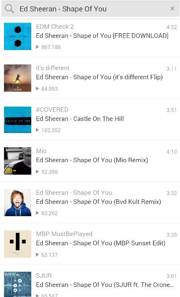 shape of you full songs mp3 download