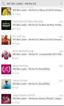 MC Bin Laden Minha Ex Musica apk screenshot