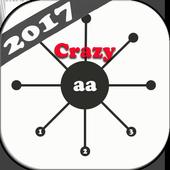 Crazy aa 2017 icon