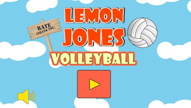 Lemon Jones poster