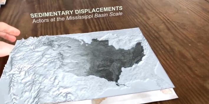 The Mississippi Delta AR poster