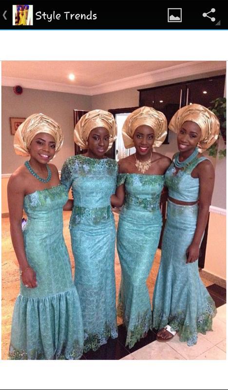 Nigerian Wedding Asoebi Styles APK Download - Free Lifestyle APP for ...