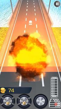 Race Cars & Shooting apk screenshot