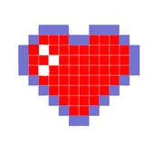 Pixelart favicon icon