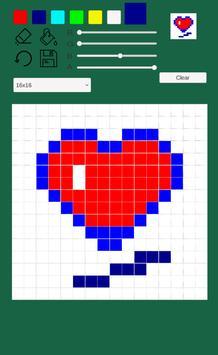 Pixelart favicon screenshot 4