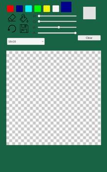 Pixelart favicon screenshot 5