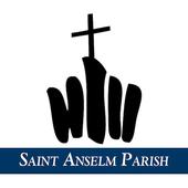St. Anselm icon