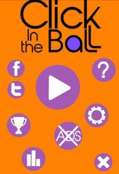 Click Ball poster