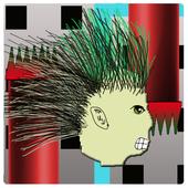 Flappy Crazyhead icon