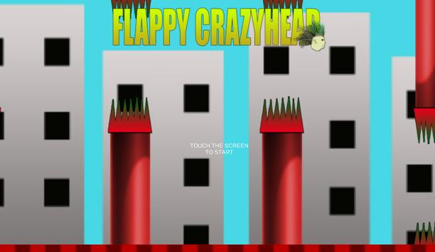 Flappy Crazyhead poster