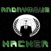 Anonymous Hacker icon