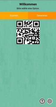 QR-Code Scanner & Generator poster