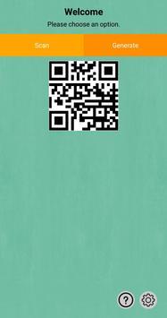 QR-Code Scanner & Generator screenshot 2