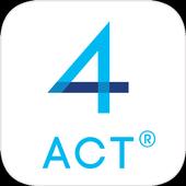 Ready4 ACT (Prep4 ACT) icon