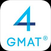 Ready4 GMAT (Prep4 GMAT)-icoon