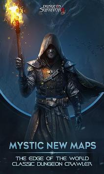 Dungeon Survivor II Poster
