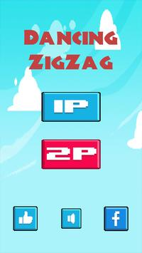 Dancing Line ZigZag - 2 Players poster