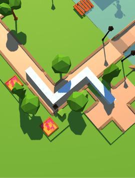 Dancing Line ZigZag - 2 Players apk screenshot