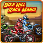 Bike Hill Race Mania icon