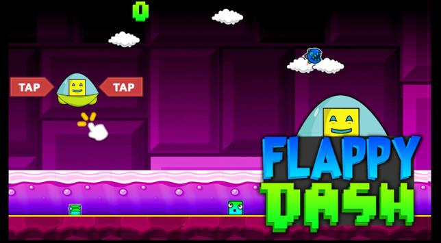Flappy Dash poster
