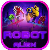 Robot Vs Alien icon