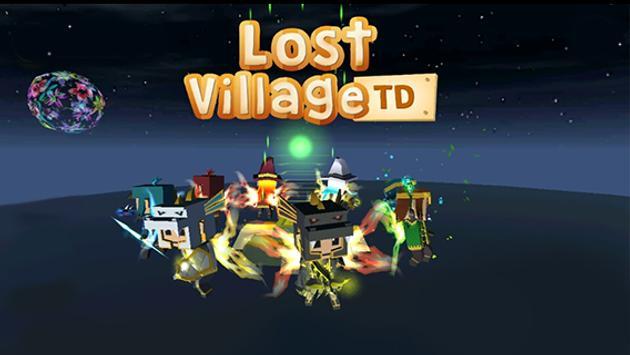 LostVillage TD poster