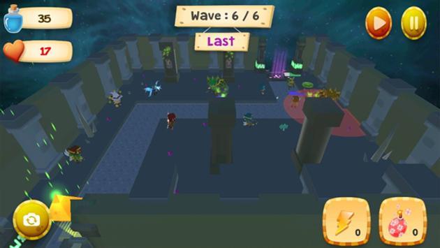 LostVillage TD apk screenshot
