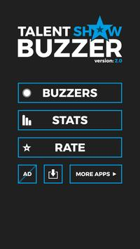 Talent Show Buzzer poster
