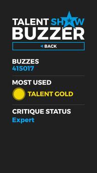 Talent Show Buzzer screenshot 2