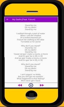 Miley Cyrus Lyric and Songs screenshot 2