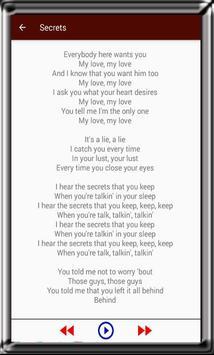 The Weeknd Lyric N Songs screenshot 1