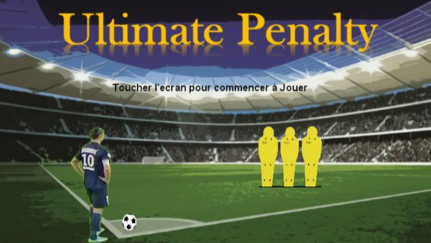 Ultimate Penalty poster