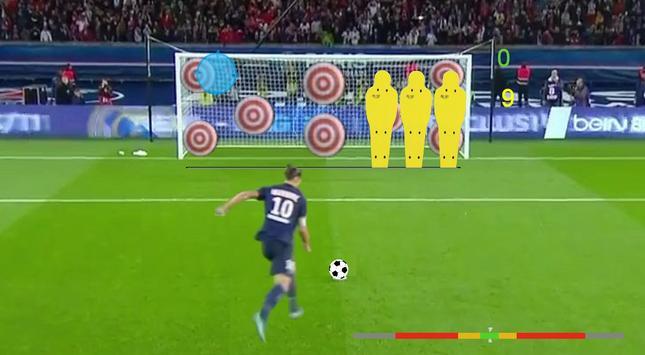 Ultimate Penalty apk screenshot