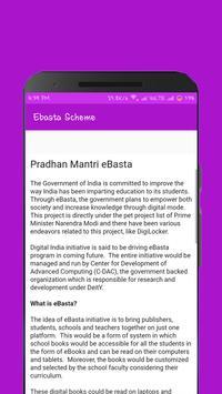 Pradhan Mantri eBasta Scheme screenshot 8