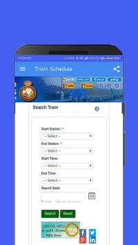Sri Lanka Railways Online Train Ticket Booking screenshot 6