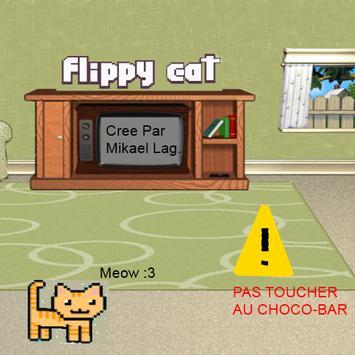 Flippy Cat poster