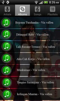 Lagu Bojomu Turahanku Via screenshot 4